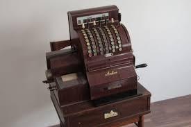 pénztárgép történelem